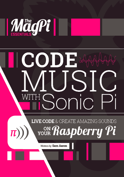 CODE MUSIC WITH SONIC PI