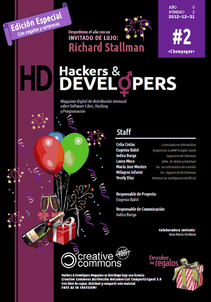 Hackers & Developers Magazine #2