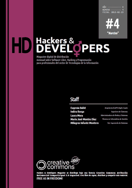 Hackers & Developers Magazine #4