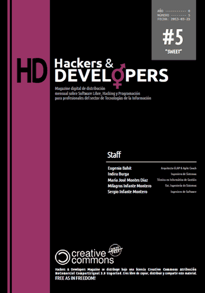 Hackers & Developers Magazine #5