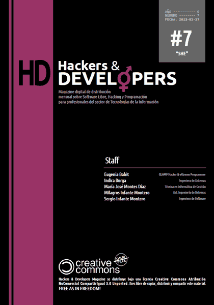 Hackers & Developers Magazine #7