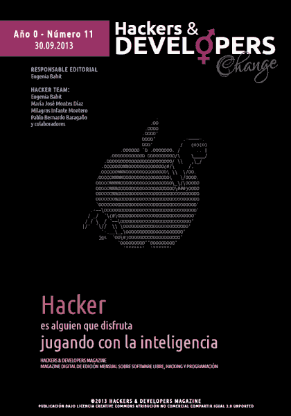 Hackers & Developers Magazine #11