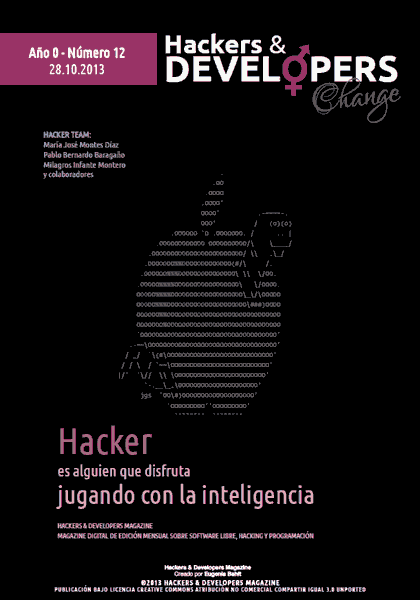 Hackers & Developers Magazine #12